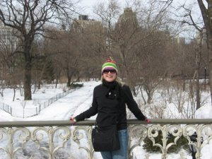 My last day in NYC, Central Park and what has now become tradition, it snows everytime I am there. Of course I haven't hit the city during late Spring, Summer of Fall. I kind of have a thing for this city and the snow.